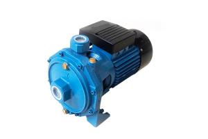 China Double Impeller Scm2 3hp Centrifugal Water Pump , Electric Motor Pump 100% Output on sale