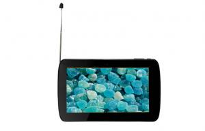 China FULL SEG Wifi Dual core ISDB-T Tablet / Android 4.1 Tablet TV 7 Inch on sale