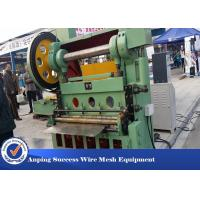 China Professional Metal Flattening Machine , Expanded Metal Lathe Machine 4KW on sale