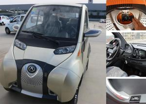 China 48V 4.5KW Motor EEC Approval 2 Person Electric Mini Car  With Air Conditioner on sale