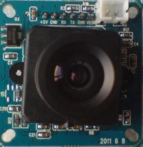 China LCF-23MB(0706 Protocol)RS232 Serial Camera Module wholesale
