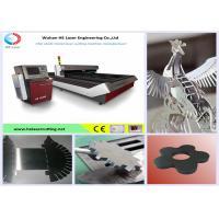 300w 500w 750w YAG Laser Cutting Machine For Stainless Steel / Zinc
