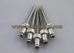 China Aluminum bind rivet, open dome head aluminum rivet bind pin rivet on sale