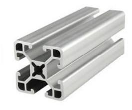 China Anodized Industrial Aluminium Profile , Aluminum Composite Panel Production Line on sale