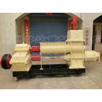 China shale vacuum brick machine price in