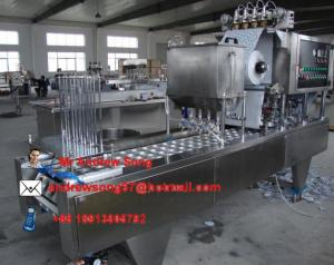 China plastic cup sealing MACHINE on sale