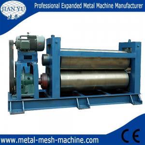 China Malla metálica ampliada que aplana la máquina on sale