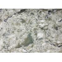 Faux Green Quartz Stone Countertops Artificial Stone Look Quartz Tile Countertop