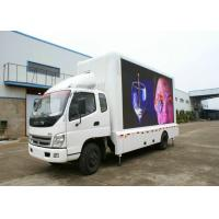 Big Size P6 Truck Led Screen Commercial Advertising For Car / Van