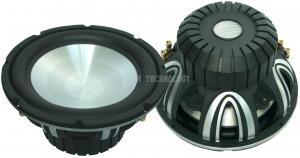 China Car Subwoofer Speaker , 200w 10 Inch Car Bass Speakers with ferrite magnet on sale