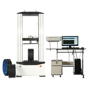 20Kn 50Kn Electromechanical Universal Testing Machine , Tensile Testing Equipment