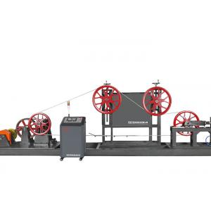 China Rotary Bending Fatigue Testing Machine , Wire Rope Testing Machine 2-18kN SFT184 on sale