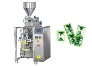 China Stable Liquid Packaging Machine For Shampoo Water Sachet Plastic Bag Package on sale