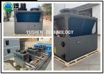 Comfortable Commercial Air Source Heat Pump Constant Indoor Temperature