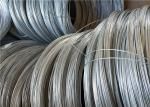 High Tensile Strength Razor Wire Fittings Hot Dipped Galvanized Regular Zinc Coated