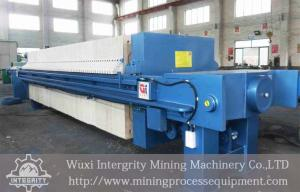 China Membrane High Pressure Filter Press Machine Tailings Dewatering on sale