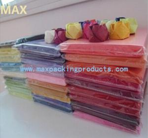 China Crepe Paper /Wrapping Paper with Highest Quality Manufacturing Process on sale