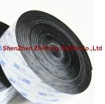 3M Strong Sticky Self Adhesive Hook And Loop Fasteners / Nylon Hook And Loop Straps