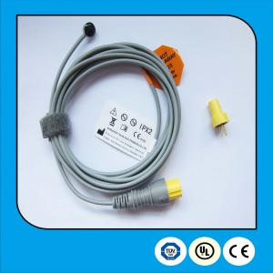China NEW  skin-surface medical temperature probe and socket on sale