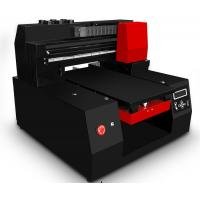 A3 Size UV LED Inkjet Printer Multi - Function Flatbed Printer For Wood