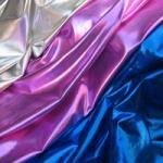 глянцеватая ткань лайкра/напечатанная ткань lycra