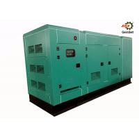 China 60Hz 220V 3 Phase Generator 240KW / 300KVA Silent Diesel Generator Diesel Genset on sale