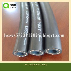 China Auto air conditioner repair tools R134a charging freon flexible refrigerant hose on sale