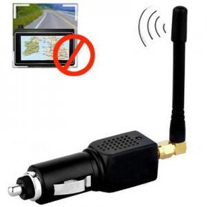 China Mini GPS Signal Jammer Isolator Disruptor Block GPS Tracker Navigator Logger Anti-Tracking on sale