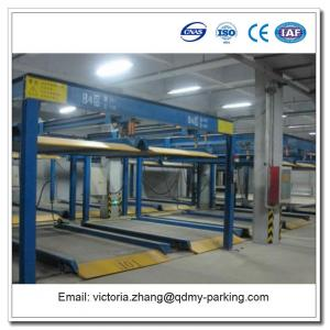 China Underground Parking Lot Solutions on sale