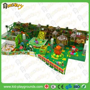 China Newest Design Naughty Castle Preschool Indoor Playground Toddler Play Gym Equipment indoor child play on sale