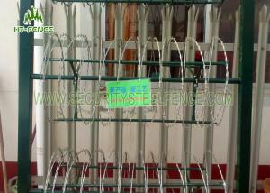 China Military Security Barbed Wire Anti - TheftWith 1000Mpa High Tensile Strength on sale