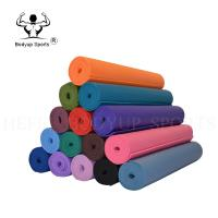 Anti Slip PVC Yoga Exercise Mat Multiple Color With Excellent Elasticity
