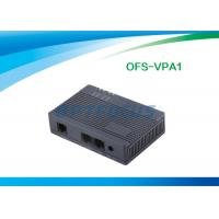 10 / 100Base-T RJ-45 GSM VOIP FXS Gateway ATA 1 Port SIP H.323 10% - 65% Relative Humidity