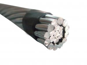 China aac Conductor PVC isolated cable on sale
