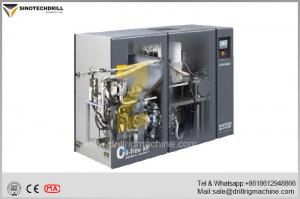 China Rotary Screw Air Compressor Atlas Copco with 15 - 55 kW Installed Motor Power on sale