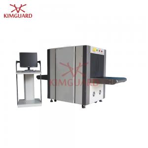 China Parcel X Ray Baggage Scanner Railway Station , Security Checking Machine Load 170kg  K6550 on sale
