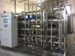 China Sterile water for inhalation equipment for pharma ,hospital on sale