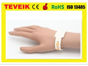 China High End Wrist Identify Medical ID Bands , Medical Barcode For Mother / Kids / Patient on sale