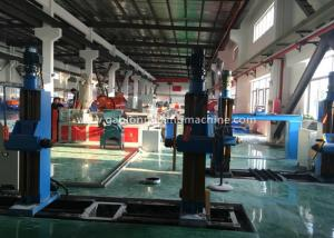 China High Speed Automatic PVC Wire Coating Machine Hot Dip Galvanized With 1mm Thickness on sale
