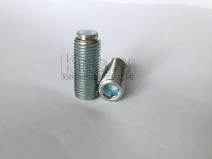 China Set screw wtih fine pitch thread,special precision screw are welcomed on sale