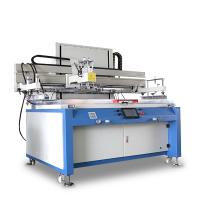 Single Color High Efficient Screen Printing Press For Windshield