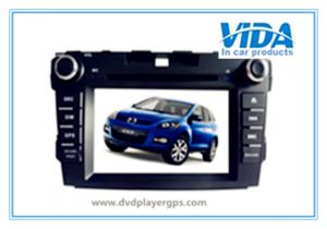 China 7'' MAZDA Two DIN Car DVD Player for CX-7 with HD touch Screen 3G Wifi GPS on sale