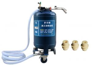 China Stainless Steel Electric Wall Paint Spray Gun Machine , Latex Paint Sprayer 110L on sale