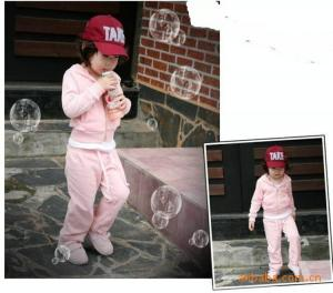 China Hot sale winter wear baby toddler clothing velvet sport set for kids wholesale clothes turkey on sale