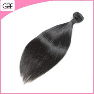 China China Supplier Wholesale Hair Extensions Brazilian100% Straight Human Hair Weave on sale