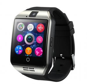 China 2016 SmartWatch Q18 Wristwatch with Touch Screen Camera TF Card Bluetooth Fashion Smart Watch for Android Mobilephone on sale
