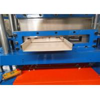 China Professional Klip - Lock Roof Panel Roll Forming Machine , Roofing Sheet Making Machine on sale