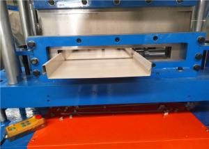 China Professional Klip-lock Roof Panel Roll Forming Machine, Klip-lock Roof Panel Making Machine on sale
