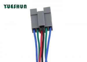 China 30CM Wire Push Button Switch Socket Connector , Push Button Switch Wire Socket Connector on sale