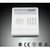Wireless Telephone Home Security Alarm System With Door Sensor And PIR